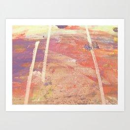 Acrylic Vista Art Print