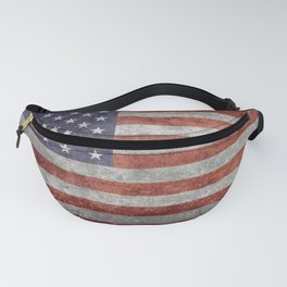 United States of America Flag 10:19 G-spec Vintage Fanny Pack