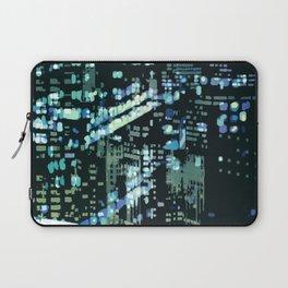 City Never Sleeps 2 Laptop Sleeve