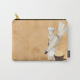 Ferret and Frosting Carry-All Pouch