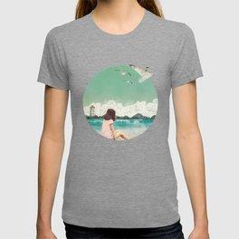 Calm ocean T-shirt