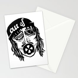 misspaul OUT OF ORDER Stationery Cards