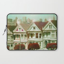 Painted Ladies - remix Laptop Sleeve