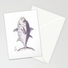 Tuna Stationery Cards