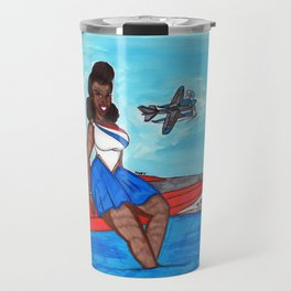 Summer in the South Pacific Travel Mug