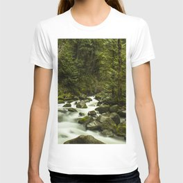 Rios de Oregon 1 T-shirt
