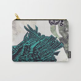 Potential Paisley Carry-All Pouch