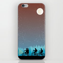 Searching for Will B. - 80s things iPhone Skin