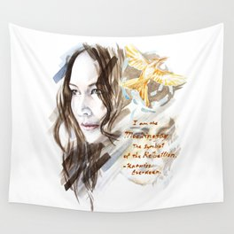 Symbol of Rebellion Wall Tapestry