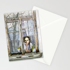 Fragments of My Childhood Stationery Cards