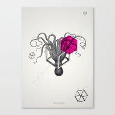 Archetypes Series: Sophistication Canvas Print