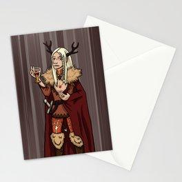 November Fairy Stationery Cards