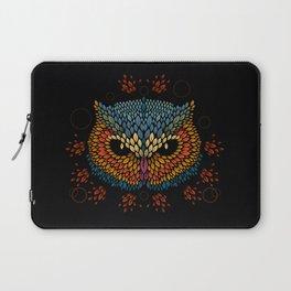 Owl Face Laptop Sleeve