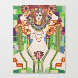 Vagina Monologues Canvas Print