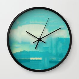 Creating A New Skyline Wall Clock