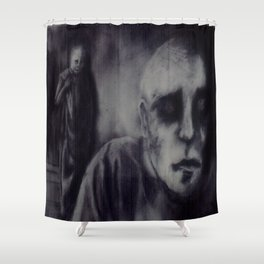 Freakin' Shower Curtain