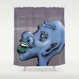 Little Dragon Shower Curtain