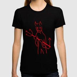 devil kiddo T-shirt