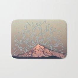 Mountain Mandala Bath Mat