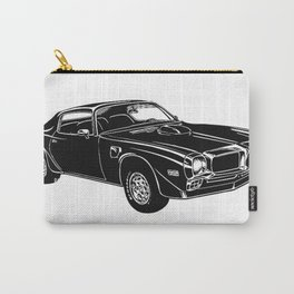 Trans Am Muscle Car Carry-All Pouch