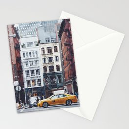 New York City 19 Stationery Cards