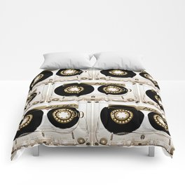 Transparant mix tape Retro Cassette Comforters