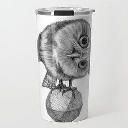 Pygmy Owl Travel Mug