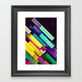 cmyyyyk Framed Art Print