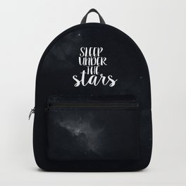 Sleep Under The Stars Backpack
