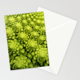 Brassica Fractal Stationery Cards
