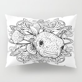 Pufferfish Pillow Sham