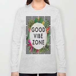 (((( Good Vibes )))) Long Sleeve T-shirt