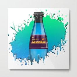 Nuka Cola Quantum Metal Print