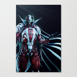 Spawn Vertical1 Canvas Print