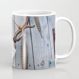 Autumnal Antlers Coffee Mug