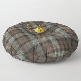 Sassenach (Outlander) Floor Pillow
