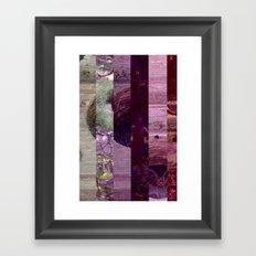 crash_ 05 Framed Art Print