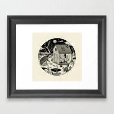 Fulfillment of the Prophecy Framed Art Print