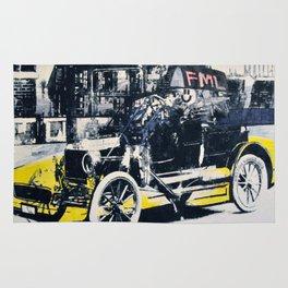 FML Taxi Rug