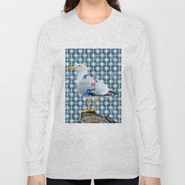 A Flock of Seagulls. Long Sleeve T-shirt