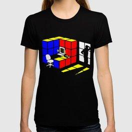 Rubix Cubicle T-shirt