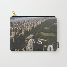 Central Park and New Yorks Upper West Side Carry-All Pouch