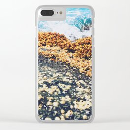 krashs. Clear iPhone Case