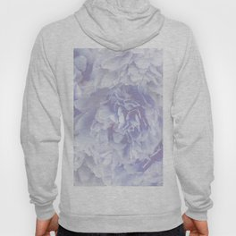 Flower Bouquet In Pastel Blue Color - #society6 #buyart Hoody