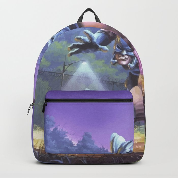 Attack of the Mutant Backpack