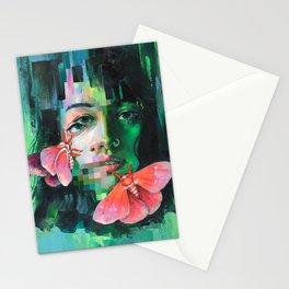 Chroma Key Stationery Cards