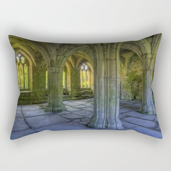 Valle Crucis Rectangular Pillow