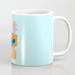 A flower in Antibes Coffee Mug