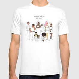 Anxious Ladies T-shirt