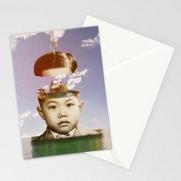 scouts honour Stationery Cards